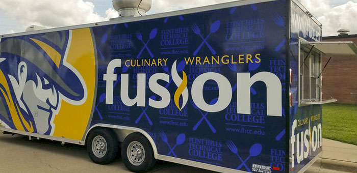Kansas Technical College Uses Food Truck As Recruiting Tool