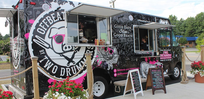 offbeat eats food truck