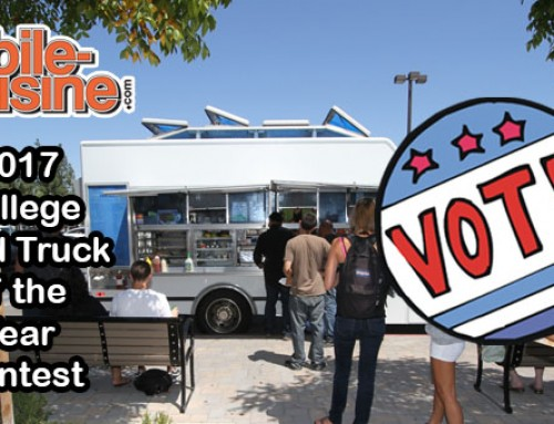 Vote Now! 2017 College Food Truck Of The Year