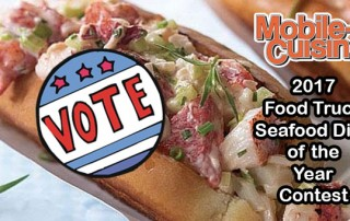 2017 Food Truck Seafood Dish Of The Year
