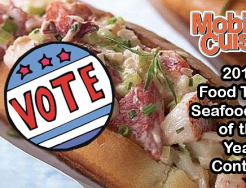 Vote Now! 2017 Food Truck Seafood Dish Of The Year