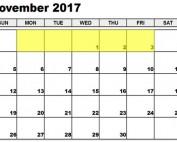 Nov 30-03 2017 Food Holidays