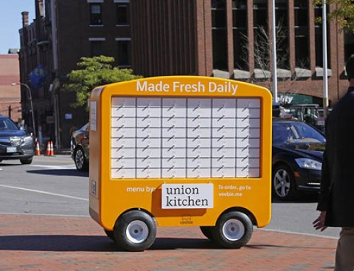 Portland Consumers Introduced To Mobile Food Kiosk