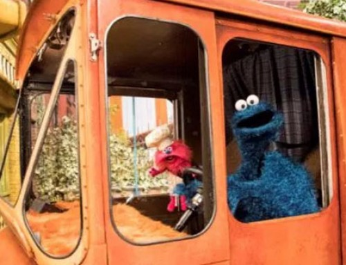 Sesame Street Issues Cookie Monster A Food Truck In New Season