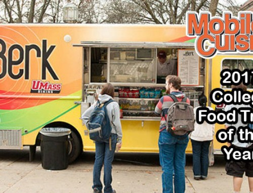baby Berk: 2017 College Food Truck Of The Year