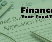 financing your food truck