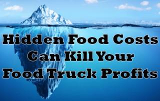 hidden food costs
