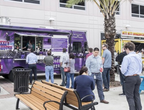 Jacksonville Listens To Restaurants Complaining About Food Truck Park