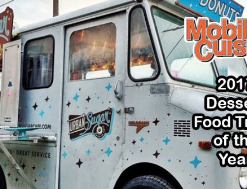 Urban Sugar: 2017 Dessert Food Truck Of The Year