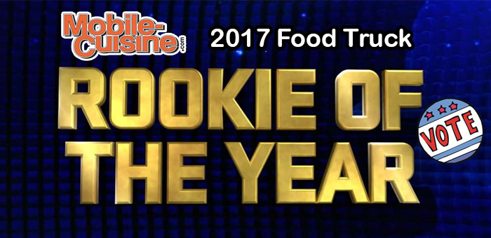 2017 Rookie Food Truck Of The Year