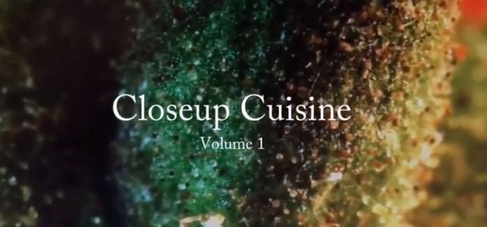 Closeup Cuisine - Volume 1