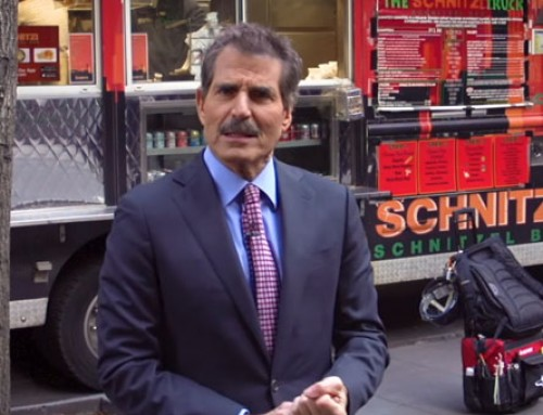 John Stossel Breaks Down The Fight Against Food Trucks