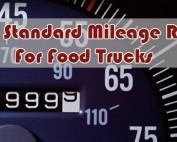 2018 standard mileage rates