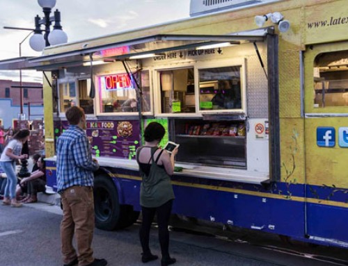 Some Casper Business Owners Complain About Food Trucks