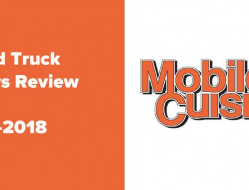 Food Truck News Review: 1-12-2018