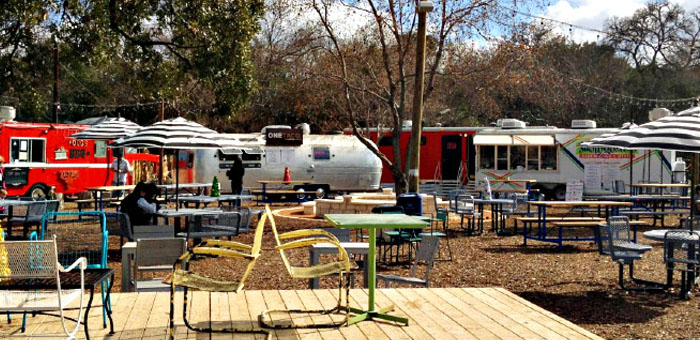 Austin Food Park Closes Due To Food Truck Oversaturation