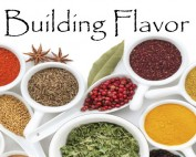 building flavor