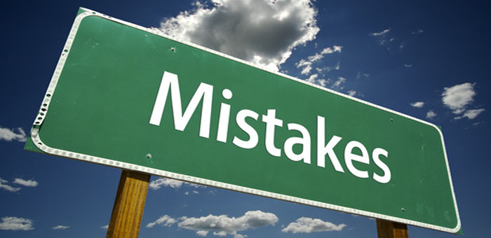 marketing plan mistakes