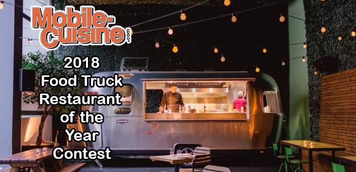 2018 Food Truck Restaurant