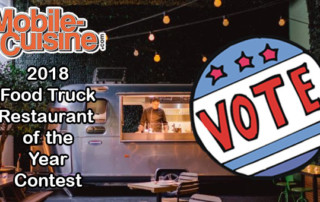 2018 Food Truck Restaurant of the year