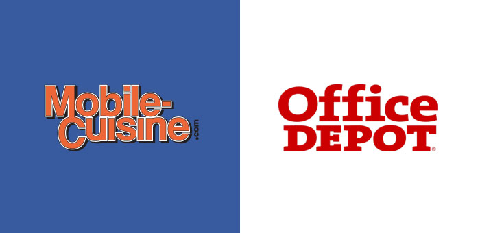Mobile Cuisine Partners With Office Depot | Mobile Cuisine
