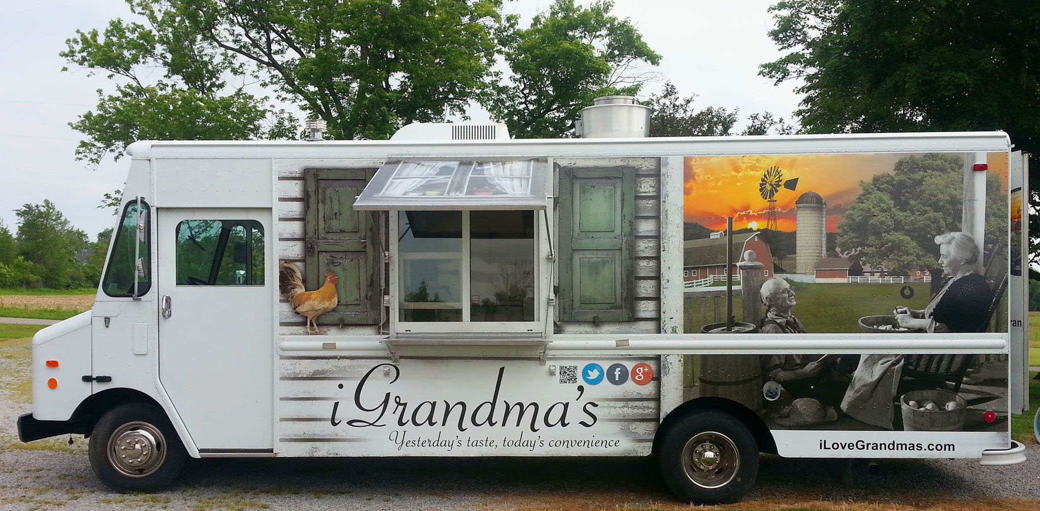 Vote now for our 2018 best food truck graphic design contest for Best food truck designs