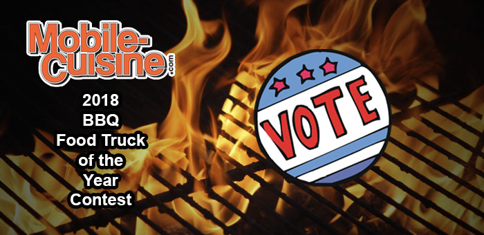 Voting Is Open For Mobile Cuisine's 2018 Food Truck BBQ Of The Year Contest