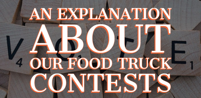 Food Truck Contests