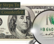 identify counterfeit cash