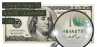 identify counterfeit cash