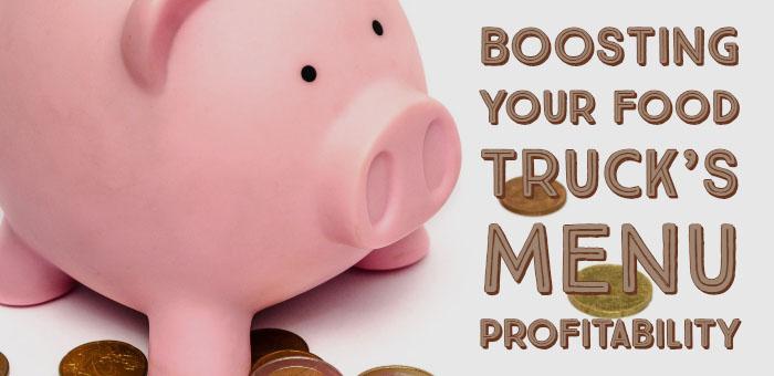 Menu Profitability