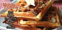 2018 Waffle Food Truck Contest Vote