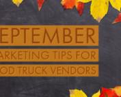 September Marketing Tips