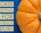October Marketing Tips