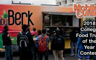 2018 College Food Truck