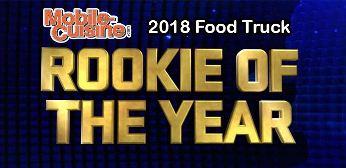 2018 rookie food truck