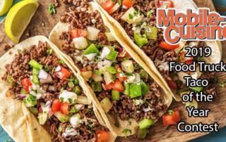 2019 Food Truck Taco