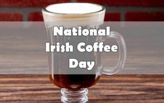 national irish coffee day