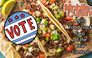 2019 food truck taco of the year