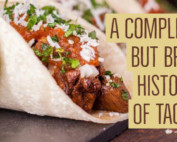 history of tacos