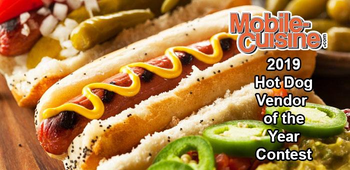 2019 hot dog vendor