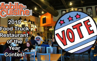 2019 Food Truck Restaurant