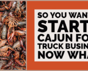 Cajun food truck