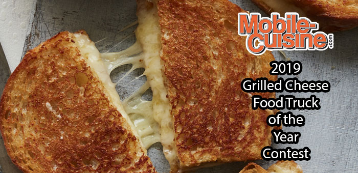 2019 grilled cheese food truck