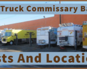 food truck commissary