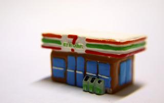 miniature 7-eleven